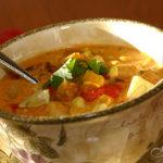 Густой кукурузный суп (Corn Chowder)