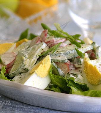 Весенний салат