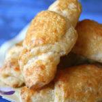 Сырные круассаны (Cheese Croissants)