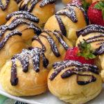 Профитроли (Cream Puffs)