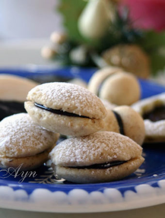 Spoon Cookies