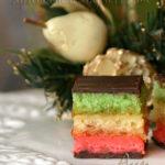 Праздничное миндальное печенье