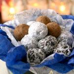 Ромовые конфеты (Rum Balls)