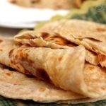 Chapati (индийский пресный хлеб)
