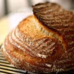 Деревенский хлеб без замеса