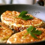 Горячие сырно-луковые бутерброды