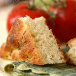 Картофельно-луковая фокачча (Focaccia)
