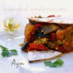 Ароматная баклажанная икра (Spiced Eggplant)
