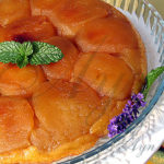 Tarte Tatin (Перевёрнутый яблочный пирог)